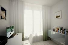 Дизайн кабинета стиль легкий прованс