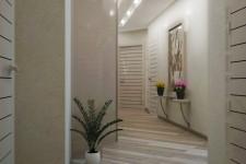 Ниши освещение коридор современный стиль