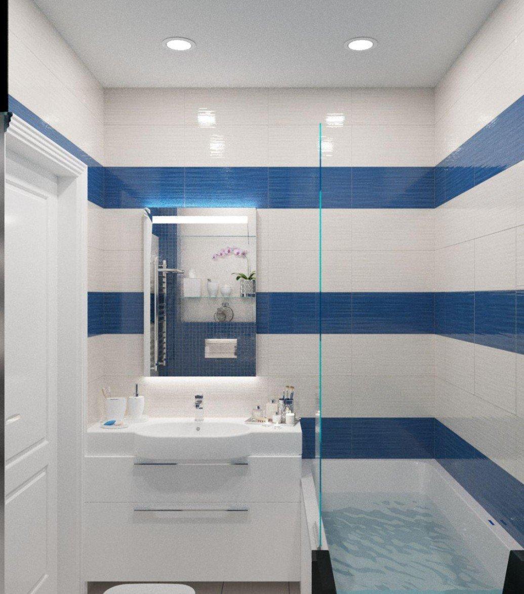 Дизайн ванной стиль легкий прованс