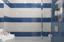 Ванная комната стиль легкий прованс